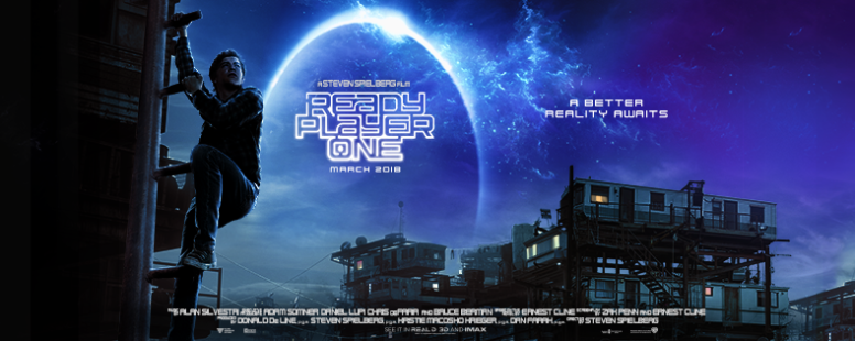 Ready Player One Fundraiser