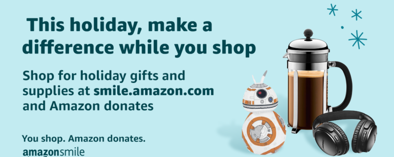 Learn how to support us with your Amazon purchases
