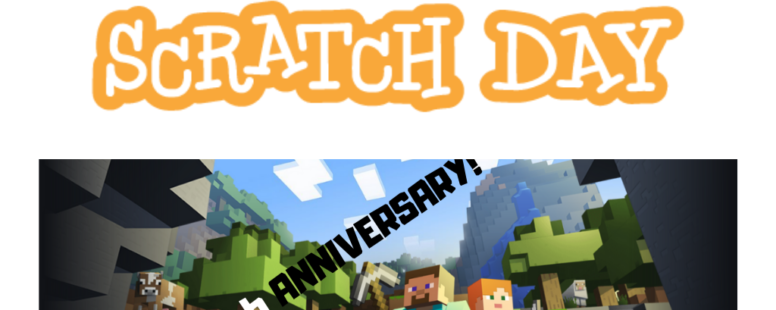 Don't miss our Scratch and Minecraft events!
