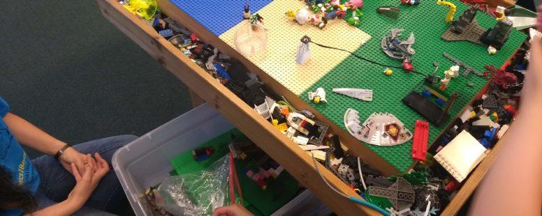 LEGO Master Builder Challenges