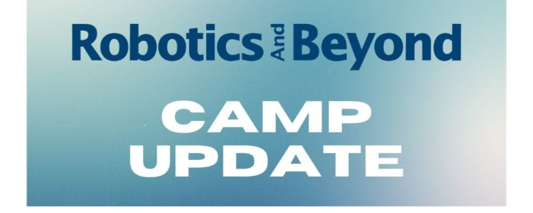 May 5 Summer Camp Update