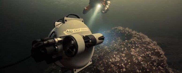 Deep Trekker: new sponsor
